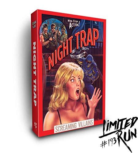 Night Trap Classic Edition (Limited Run #193) - PlayStation ()