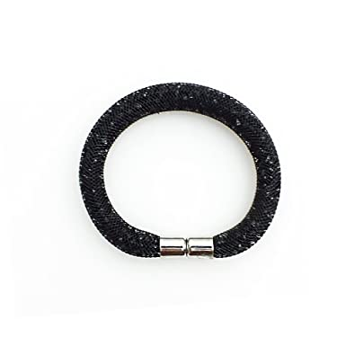 Stardust Mesh Magnetic Bracelet With Swarovski Crystal Elements 10