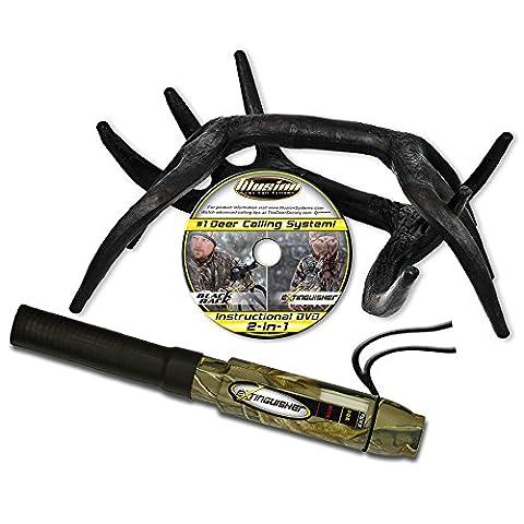 Extinguisher & Black Rack Calling System (Camo)