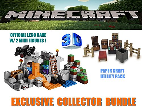 LEGO Minecraft The Ca... Compare Best Prices & Online Shopping