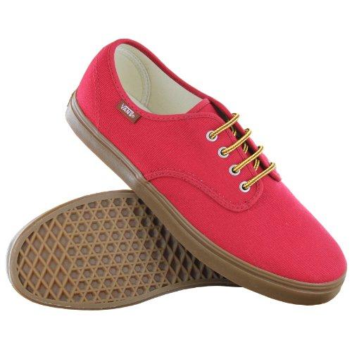 Vans - Zapatillas para hombre rojo rojo