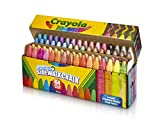 Crayola 64ct Ultimate Washable Chalk Collection