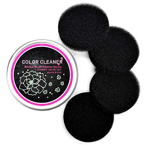 Myboree Makeup Brushes Color Removal Sponge Kit