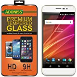Adoniss Premium Tempered Glass Screen Protector for Panasonic Eluga Arc