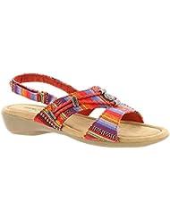 Minnetonka Silvie Slingbck Womens Sandal
