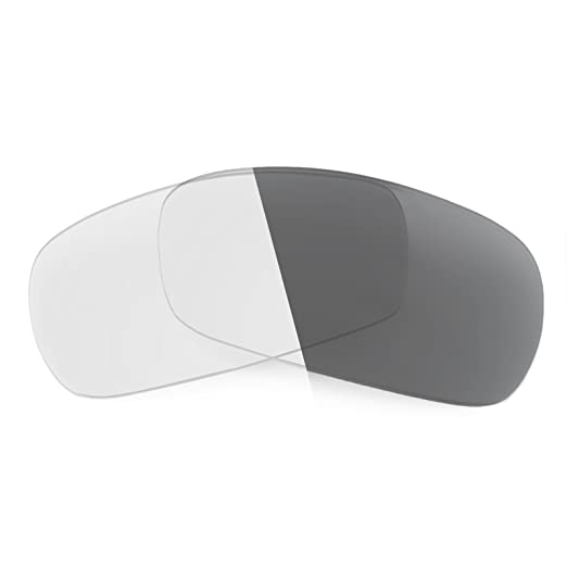 d3d5ce3999fe5 Revant Replacement Lenses for Oakley Crosshair 2.0 Elite Adapt Grey  Photochromic