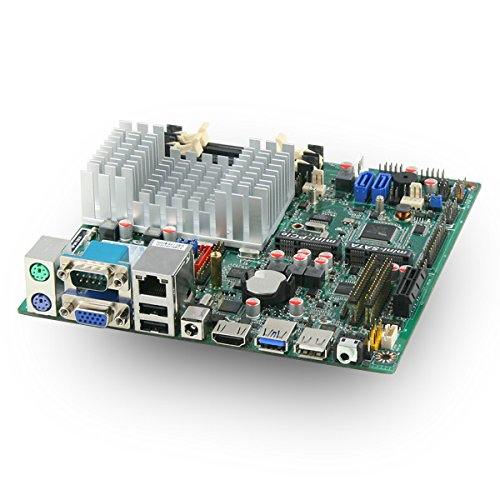 Jetway NF9N Intel Celeron N2930 Mini-ITX Motherboard w/ 12V DC-in On-board Power by Jetway (Image #5)