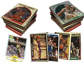 Amazon.com : NBA Basketball Card Collector Box Over 500 Different ...