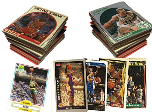 Basketball Card Collector Different Cards