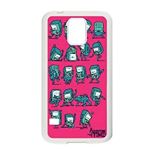 Customized Beemo Adventure Time Phone Case, Personalized Hard Back Phone Case for SamSung Galaxy S5 I9600 Beemo Adventure Time
