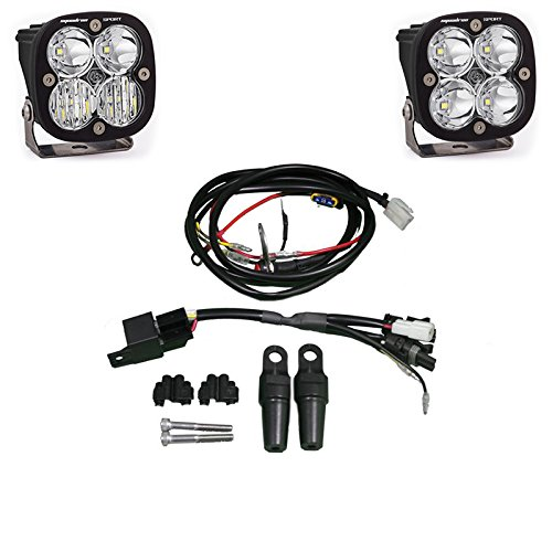 Baja Designs Squadron Sport Adventure Bike LED Light Kit KTM 950