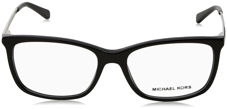 0efa86c243 Michael Kors VIVIANNA II MK4030 Eyeglass Frames 3163-54 - Black at Amazon  Men s Clothing store