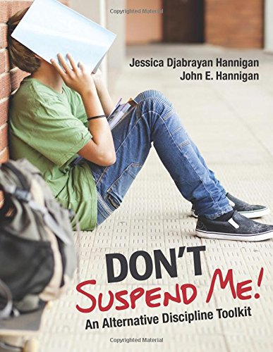 Pdf Teaching Don′t Suspend Me!: An Alternative Discipline Toolkit