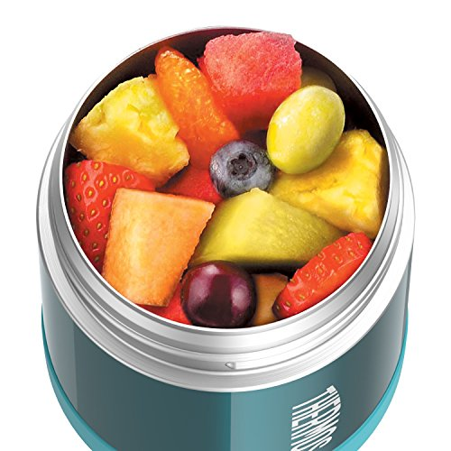 Thermos Funtainer 10 Ounce Food Jar, Teal by Thermos (Image #4)