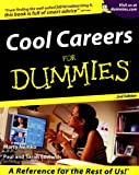 Cool Careers for Dummies, Marty Nemko and Paul Edwards, 0764553453