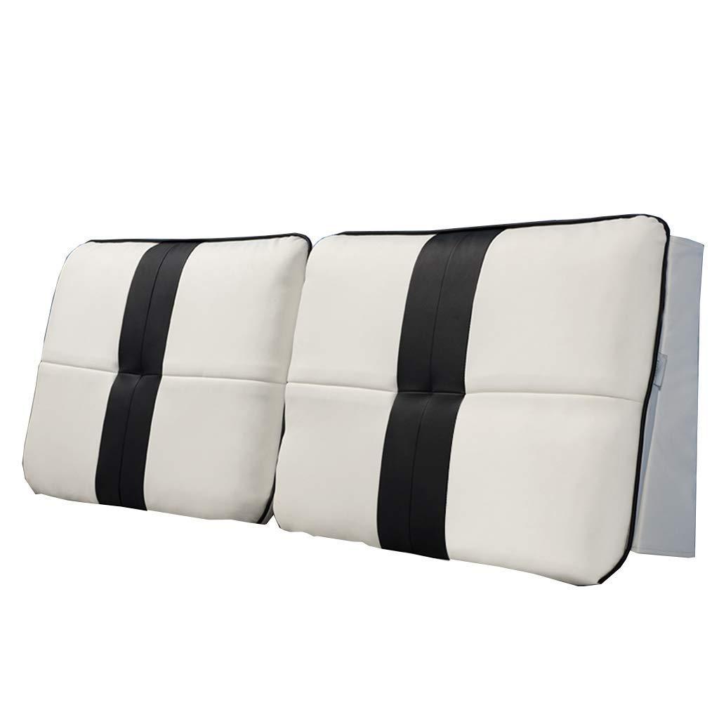 ヘッドボードベッドクッションなしヘッドボードベッドソフトバッグ人工皮革クッションラージバック畳ダブルベッドピローベッドカバー4色、複数のサイズ150 * 60(カラー:A、サイズ:150 * 60) B07T7G2BX8 A 150*60