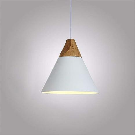 de coloridas Lamparas Cwill Colgante luces modernas madera GqMpSVzLU