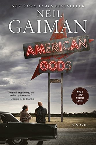 American Gods: A Novel (About A Boy Characters)