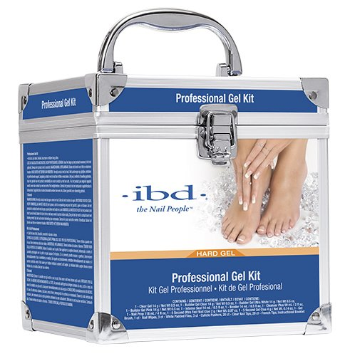 IBD UV Hard Gel Professional Kit (Best Gel Nail Kit Reviews)