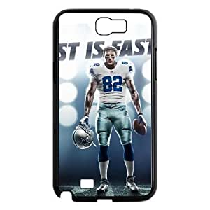 Samsung Galaxy Note 2 7100 Black Cell Phone Case Dallas Cowboys NFL Phone Case For Women NLYSJHA1140
