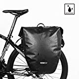 Bike Pannier Waterproof Large Capacity Outdoor Traveling Cycling Rear Seat Bag for Mountain Road Bike Trunk