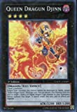 Yu-Gi-Oh! - Queen Dragun Djinn (GAOV-EN049) - Galactic Overlord - Unlimited Edition - Super Rare