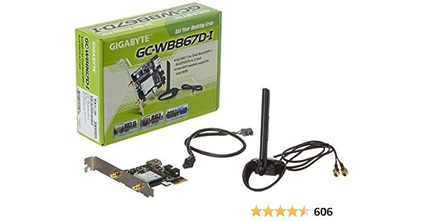 Gigabyte GC-WB867D-I - Tarjeta de Red