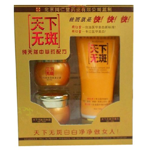 Chinese Herbal Medicine crème