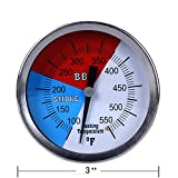3 bbq smoker thermometer - GASSAF 3