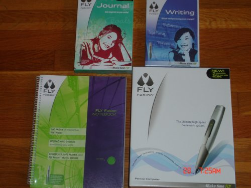 (FLY Fusion Pentop Computer Writing Writers Gift Set)