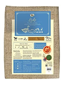 Lake (Duck/Whitefish)- 12 Pound Dog Food