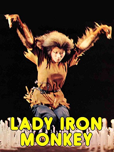 Lady Iron Monkey - Iron Girl
