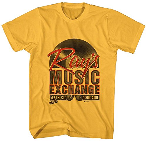 The Blues Brothers- Rays Music Exchange T-Shirt Size XXL