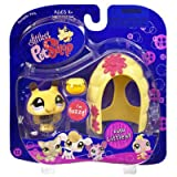 : Littlest Pet Shop Pets On the Go Bumblebee with Hive and Honey Bowl [Toy]