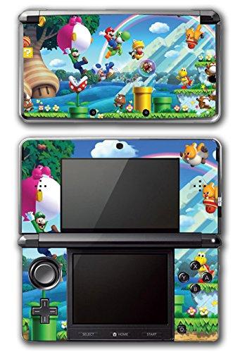 New Super Mario Bros 2 3D Land World Luigi Goomba Gold