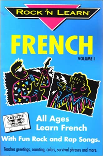 Rock n learn french vol i cassette book rock n learn volume rock n learn french vol i cassette book rock n learn volume 1 brad caudle richard caudle amazon books m4hsunfo