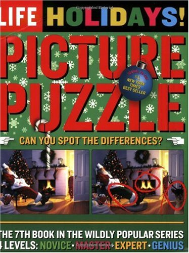 Download Life: Picture Puzzle Holidays! ebook
