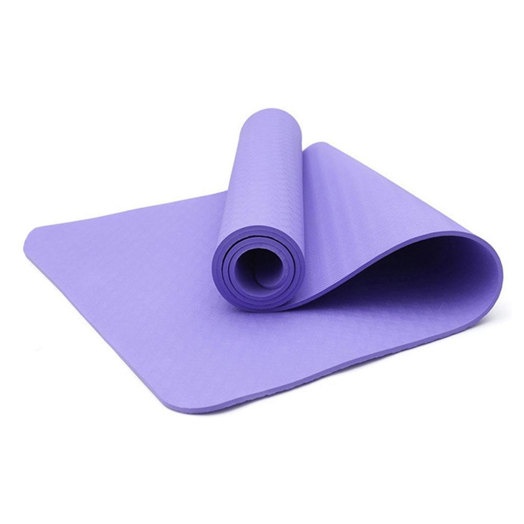Rutschfest TPE Yoga Matte Umweltschutz Yoga Matte