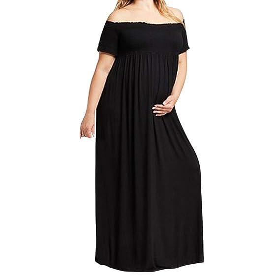 neue Produkte für hochwertige Materialien neue Version MAYOGO Damen Kleider Große Größen Festliche Lang ...