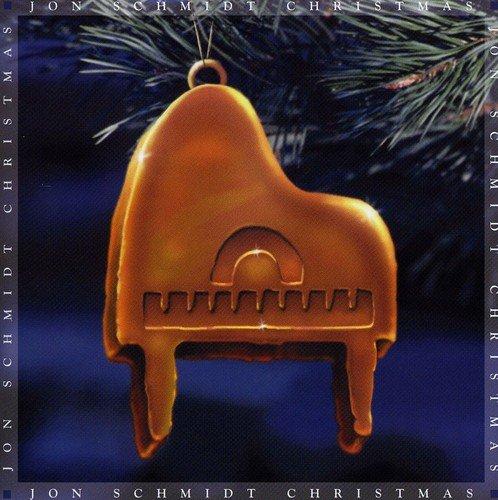 Jon Schmidt Christmas (Schmidt Book Jon Christmas Piano)