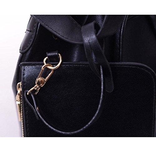 Purse Bucket Women Bag Crossbody with Ladies Clode® set Shoulder Drawstring Handbag Bag Bag FRwPZq