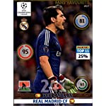2014-15 UEFA Champions League Adrenalyn XL Update Edition Soccer #UE127 Iker.