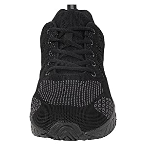 iLoveSIA Men's Trail Running and Walking Shoes - front view