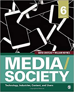 amazon media society technology industries content and users