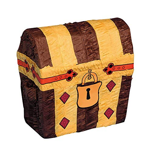 S&S Worldwide Treasure Chest Pinata]()