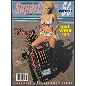 SUPERCYCLE Bike Week Special Collectors Issue Daytona 50 + 7 1991
