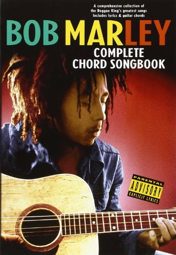 Bob Marley Complete Chord - Bob Marley Songbook