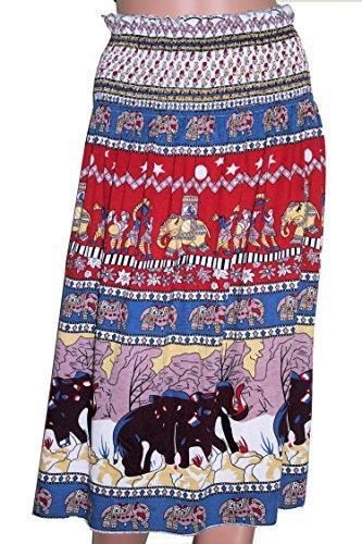 Tamari Beachwear - Camisola - para mujer Multicolored Animal Print