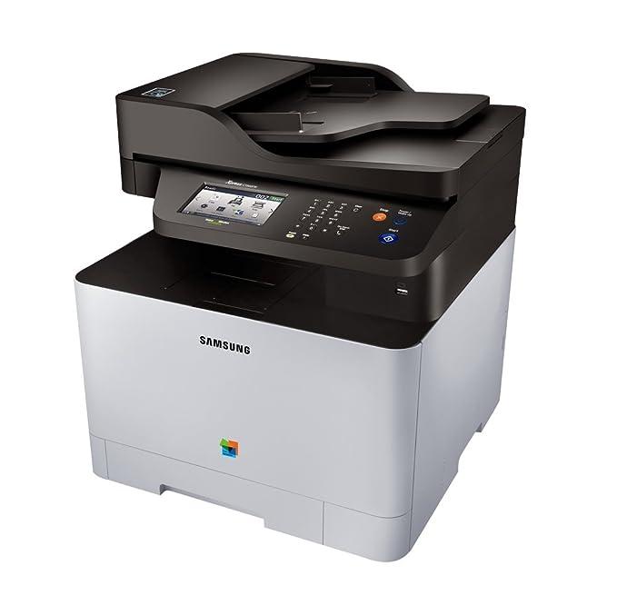 Samsung SL-C1860FW/SEE - Impresora con Laser multifunción (9600 x ...
