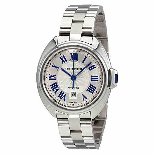 (Cartier Cle Automatic Ladies Watch WSCL0005)